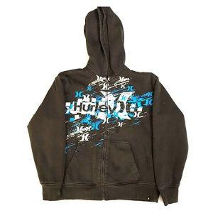 Boy's Hurley Hooded Sweatshirt